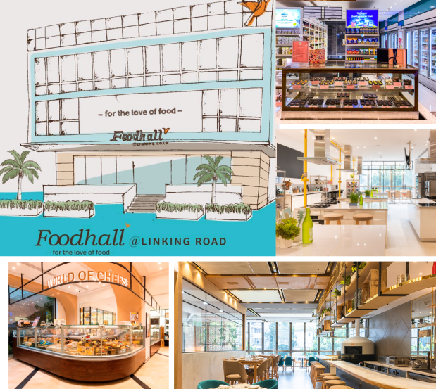 Foodhall Linking Road